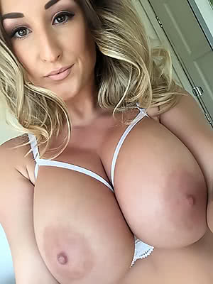 Stacey Poole selfshot