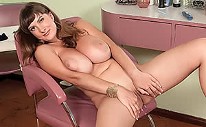 Valory Irene during her morning procedure