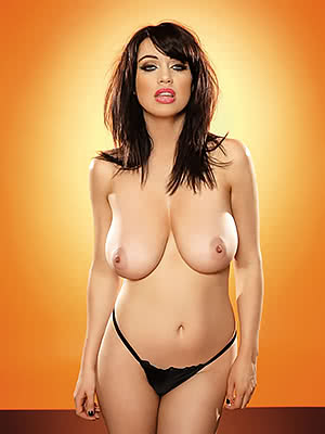 Sophie Howard and her glorious pair