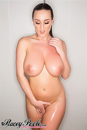 Stacey Poole is massive