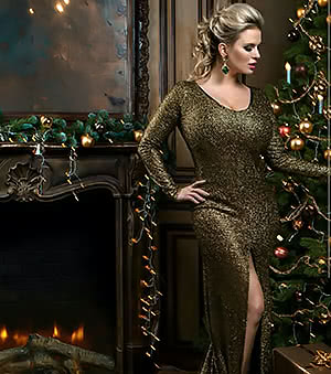Christmas with Anna Semenovich