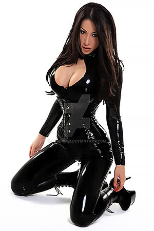 Latex Goddess