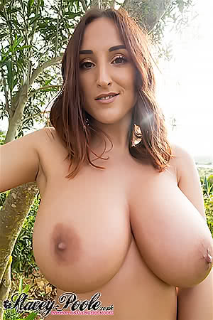 Stacey Poole's boobs