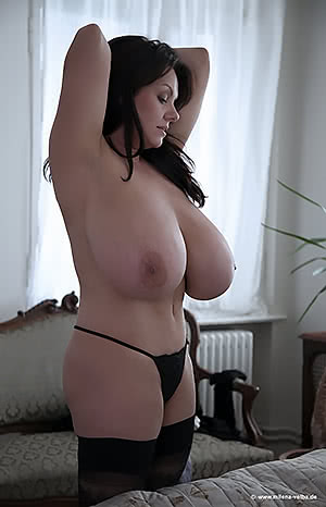 Better only if without the panties! Milena Velba