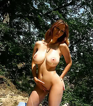 Forest busty