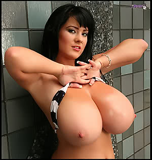 Amazing Big Round Boobs!