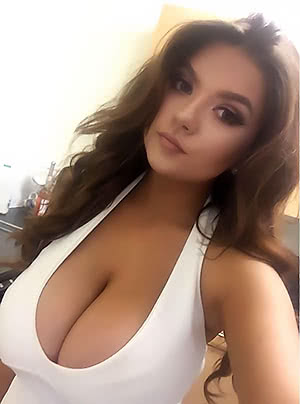 Some serious cleavage