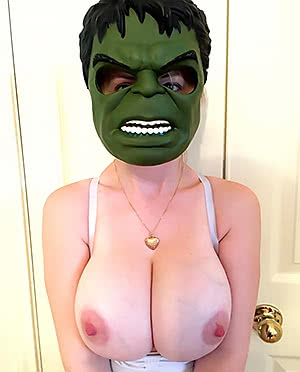 Hulk boobs