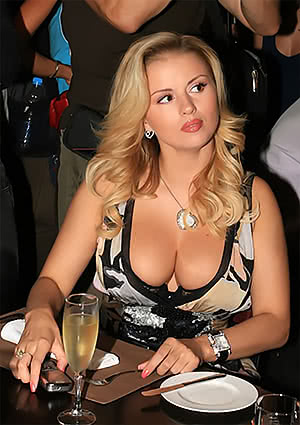 Anna Semenovich is a Goddess