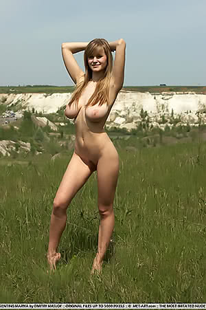 Out in the fields