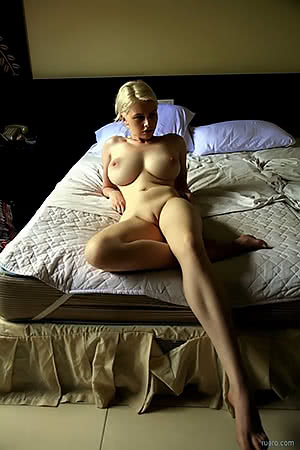 Waiting in bed