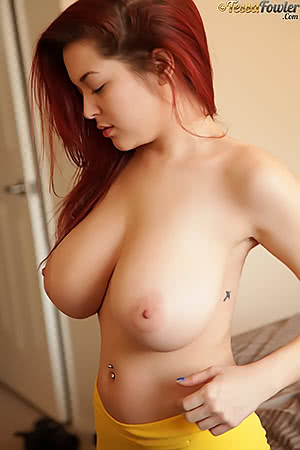 Tessa Fowler just woken up