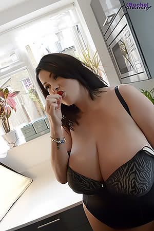 Rachel Aldana Sucking