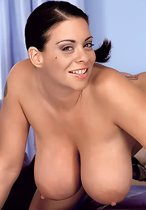 Heavy hangers for Linsey Dawn Mckenzie